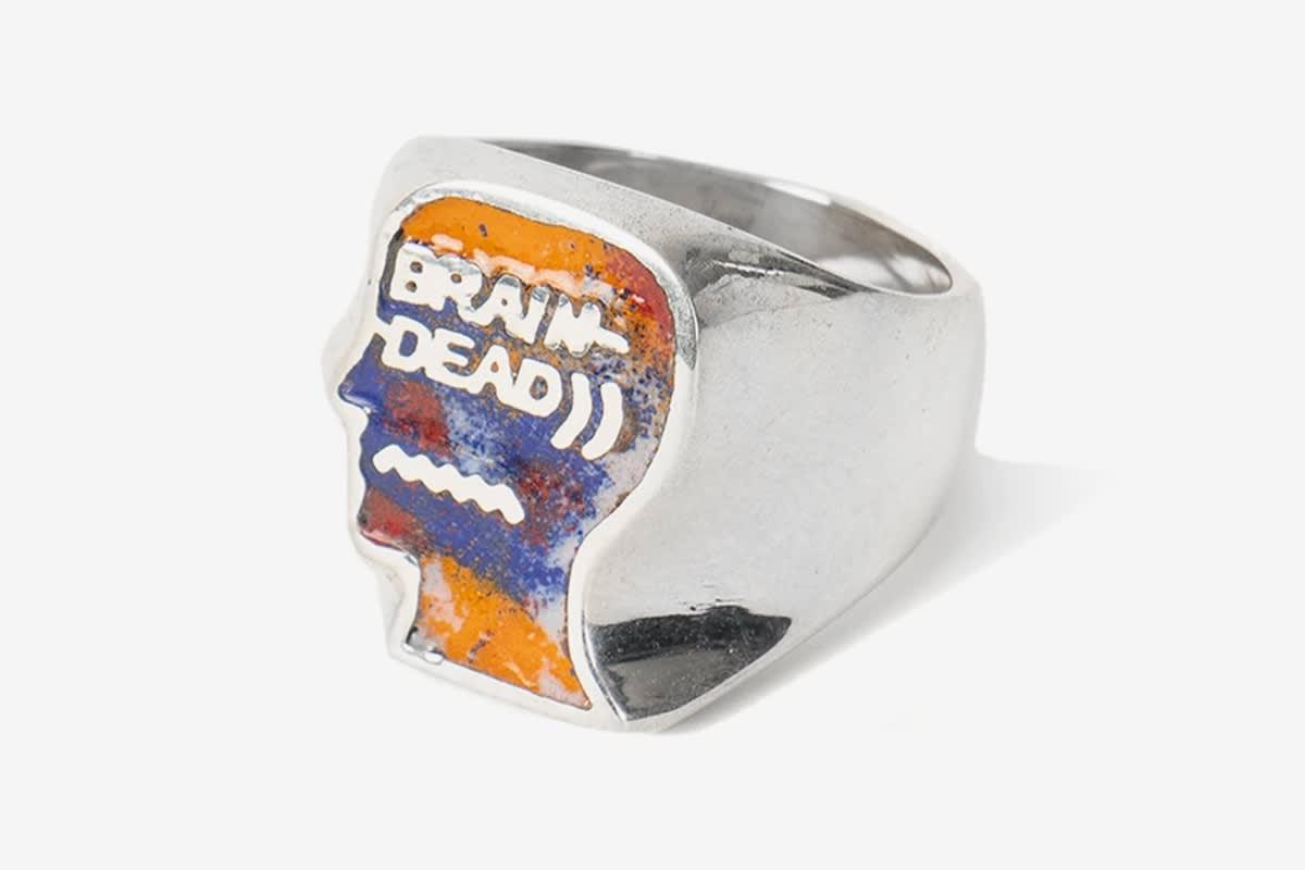 Brain Dead Ring