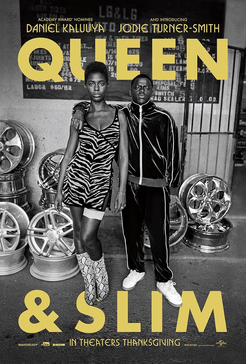'Queen & Slim' official poster