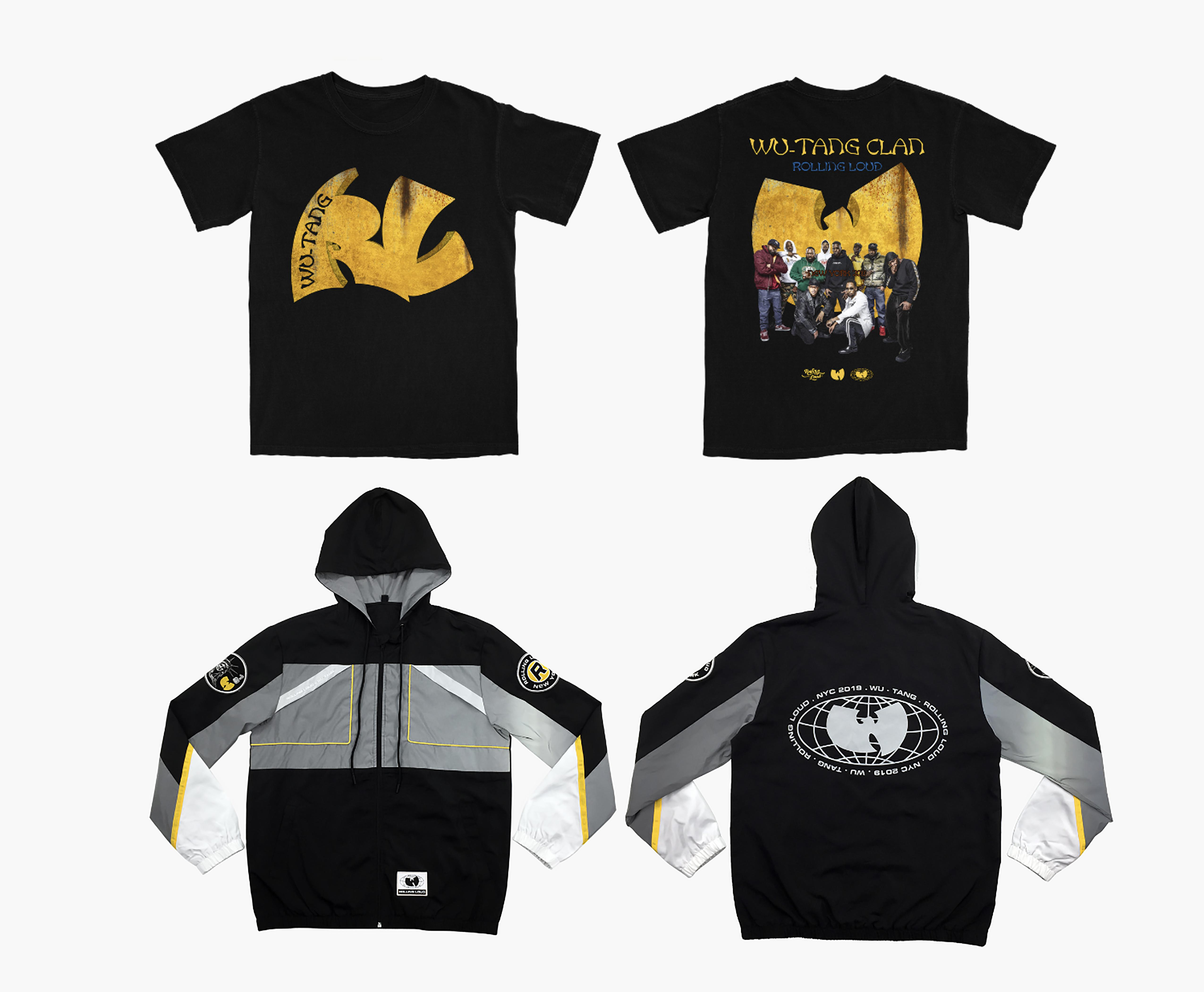 Wu-Tang to Release Limited Capsule Ahead of Rolling Loud NYC