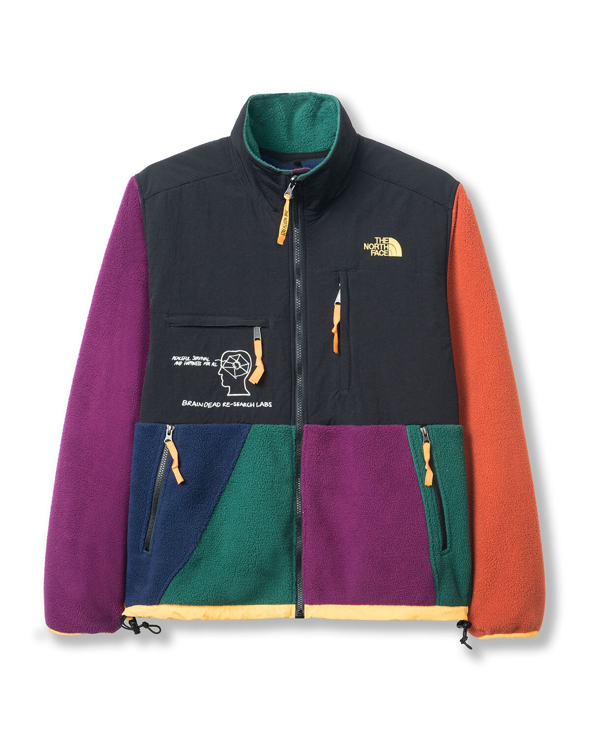 The North Face x Brain Dead Denali Fleece