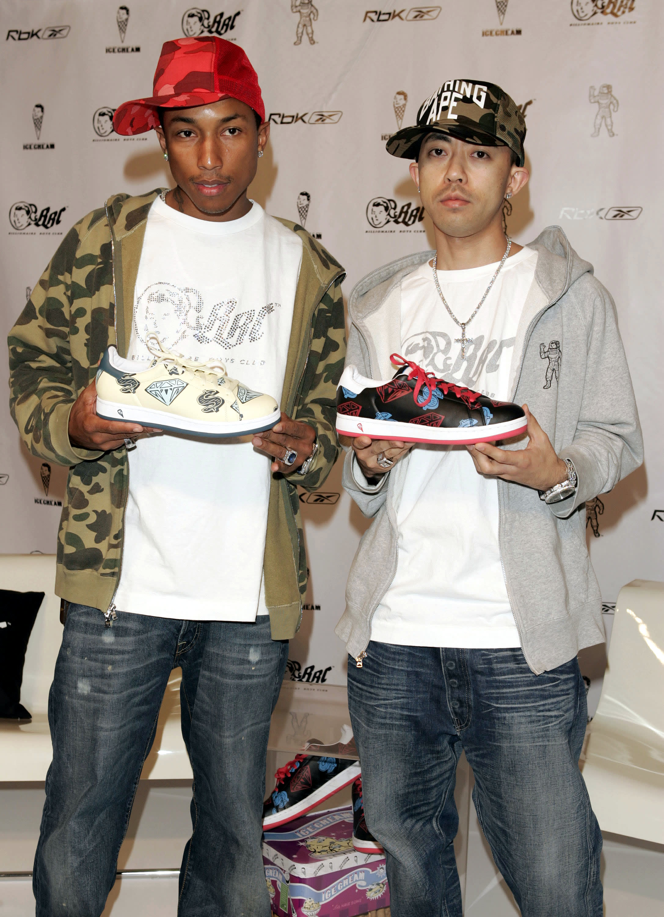 Pharrell Best Outfits 3