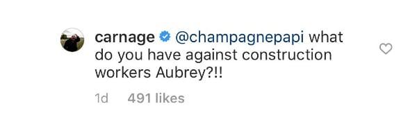 Drake and Carnage