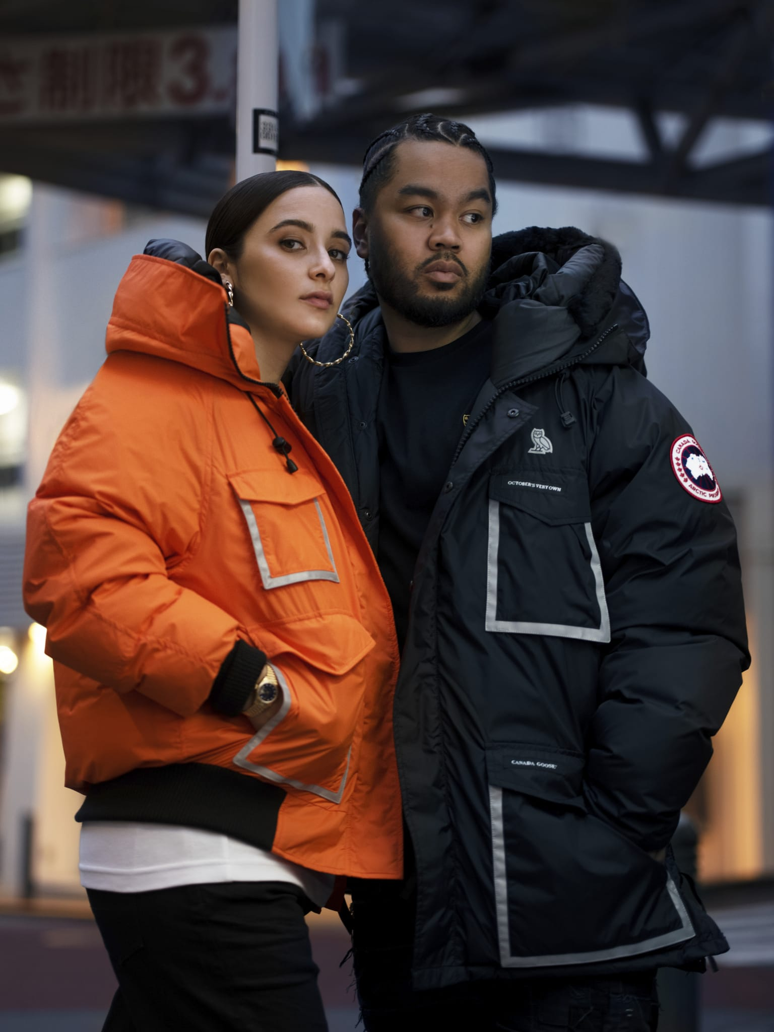 Octobers Very Own x Canada Goose 2019