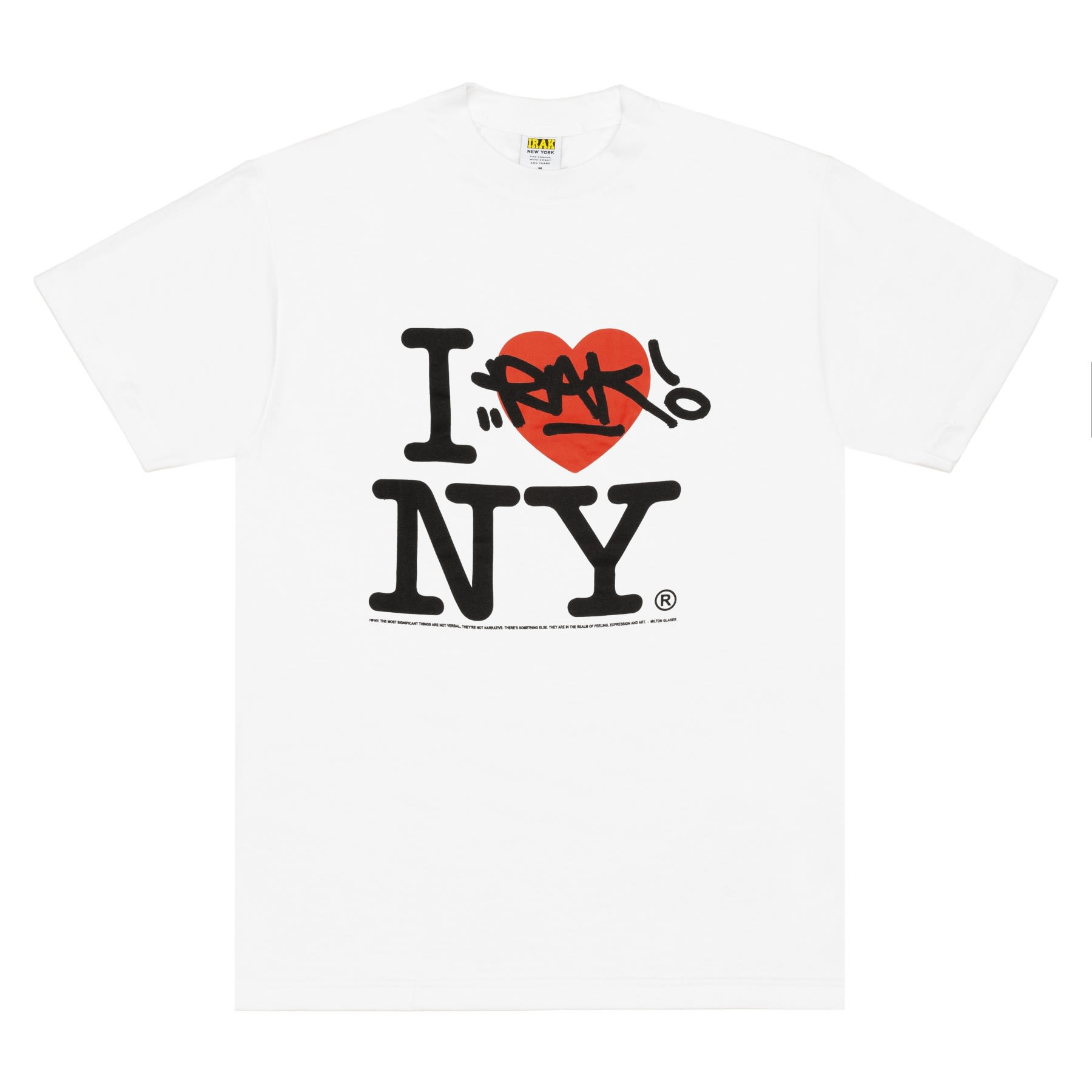 IRAK NY T-Shirt From 2019