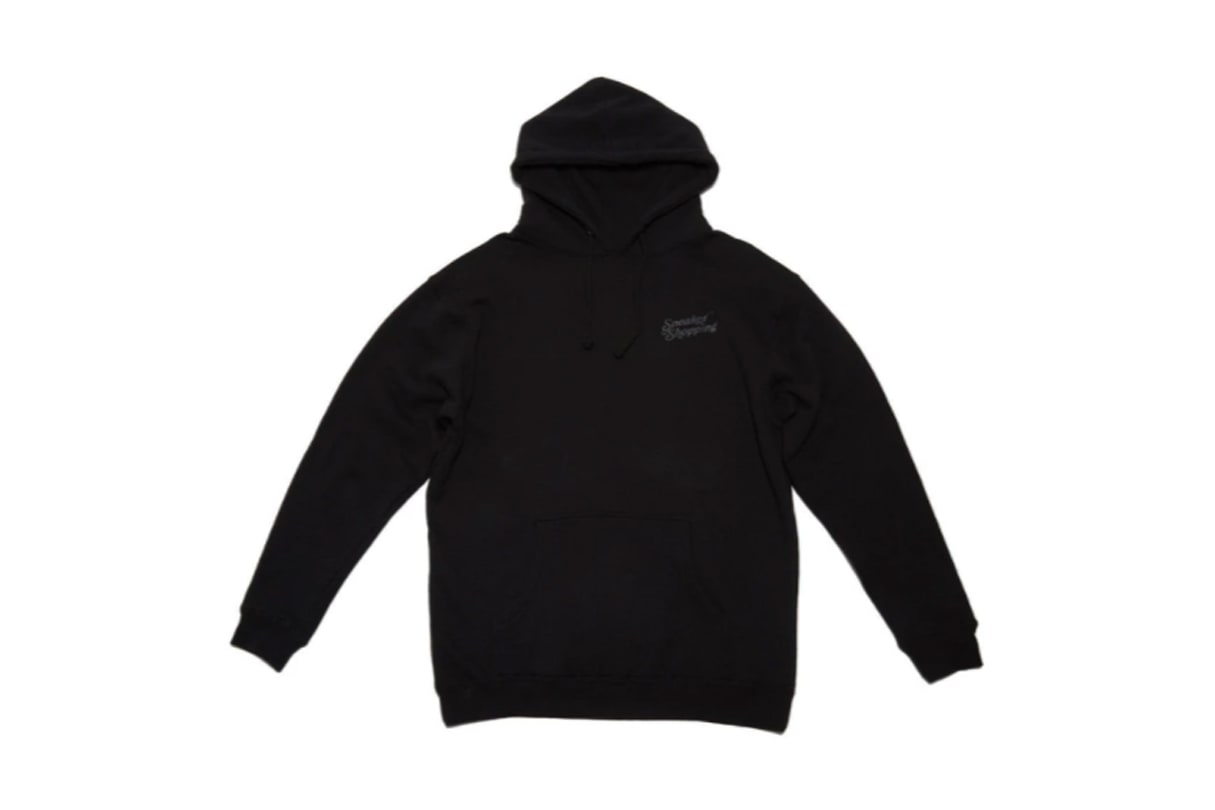 Complex Sneaker Shopping Hoodie Front