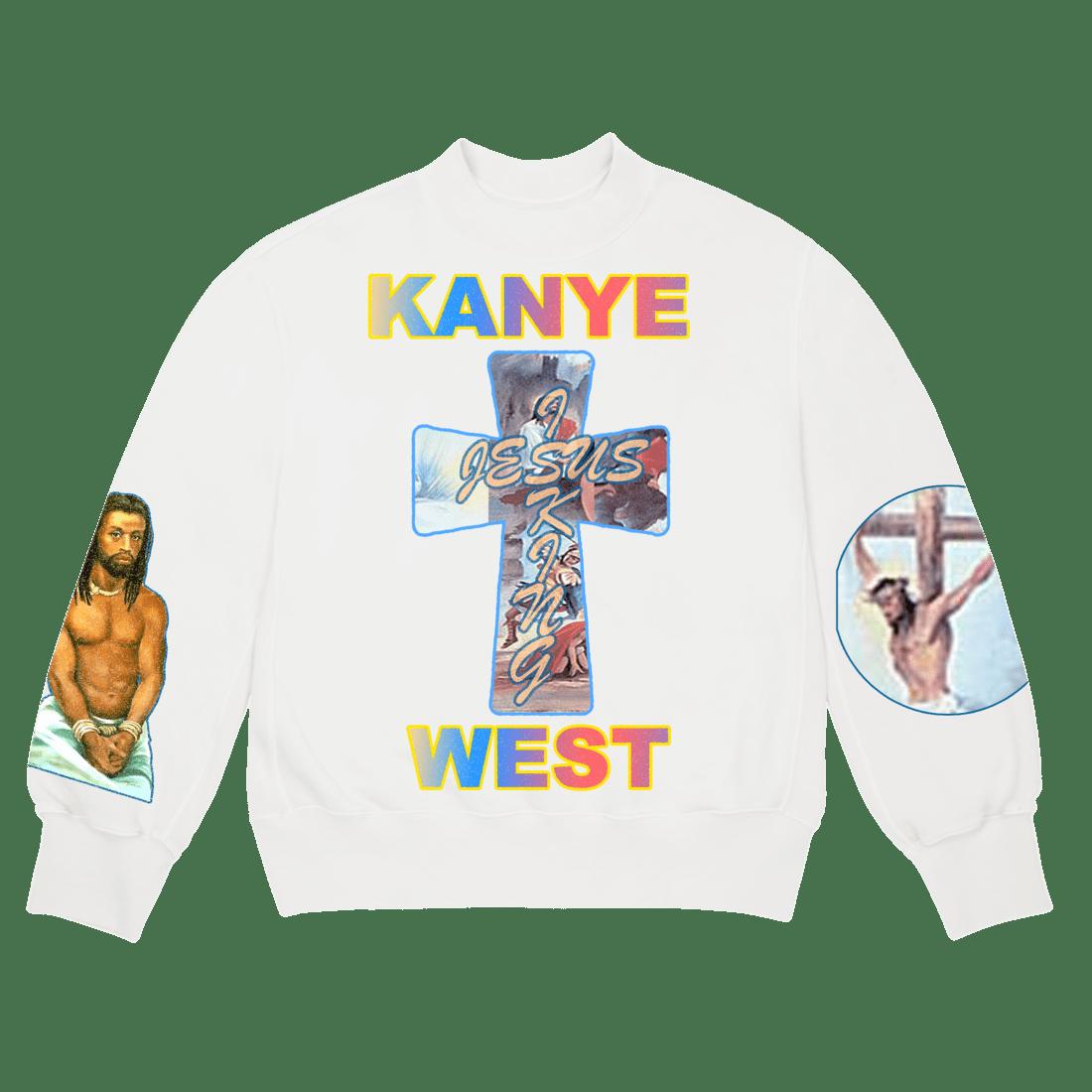 Kanye West x AWGE 'Jesus Is King' Merch