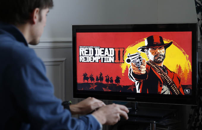 'Red Dead Redemption 2.'