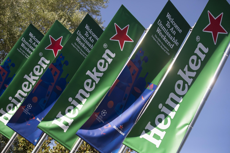 Heineken Banners