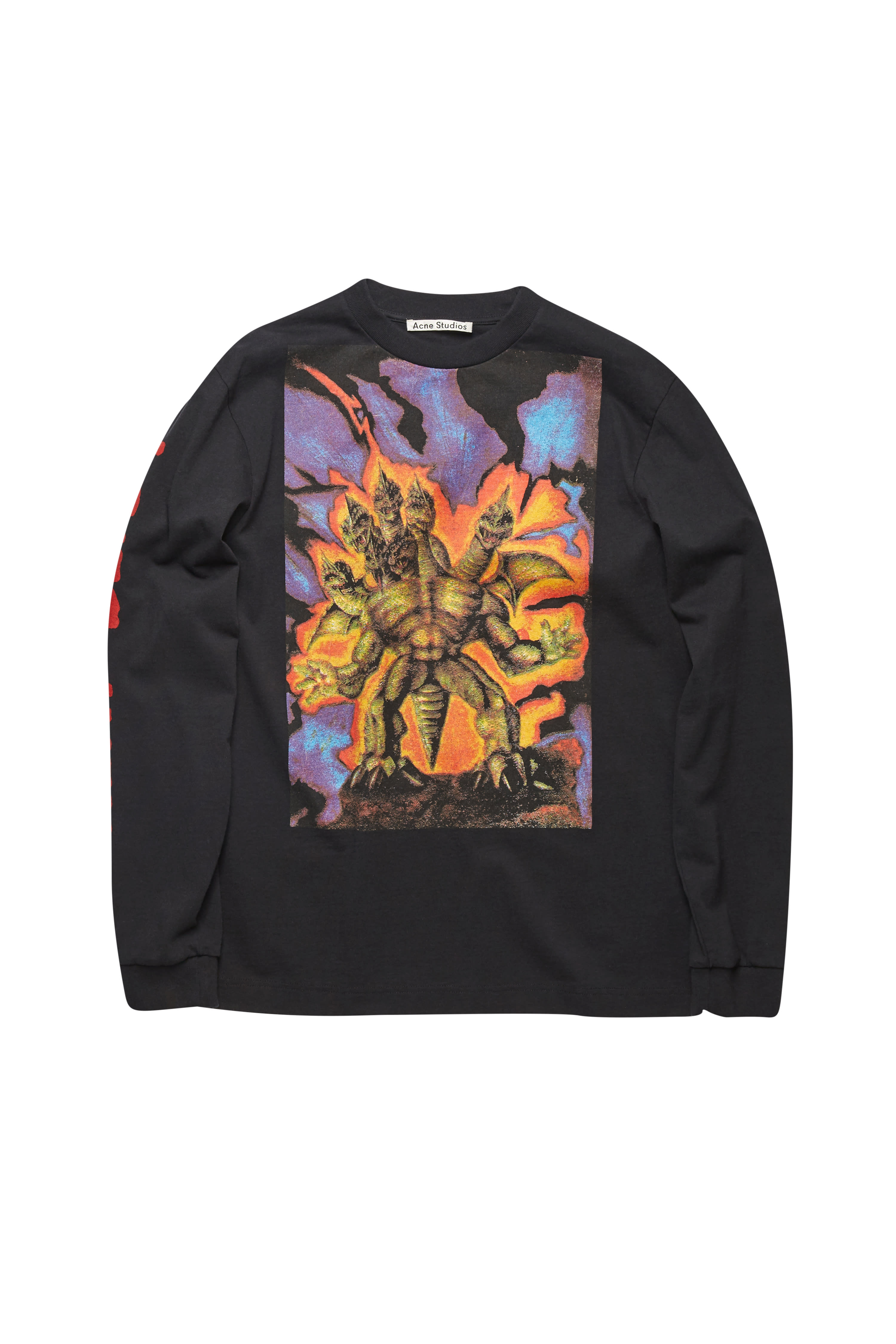 Complex Best Style Releases Acne Studios Monster In My Pocket Crewneck