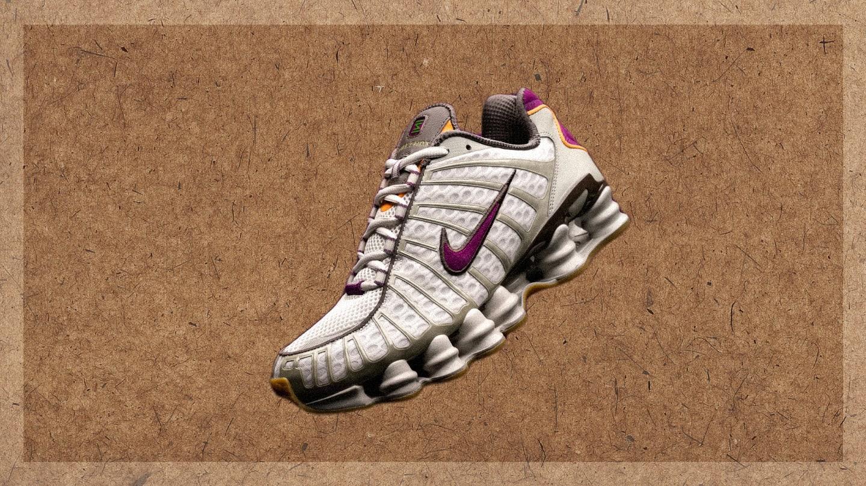 Luke Fracher 10 Things Size? x Nike Shox TL