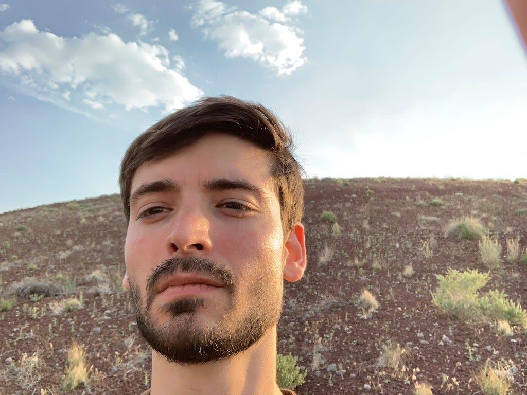 Alex Klein Roden Crater