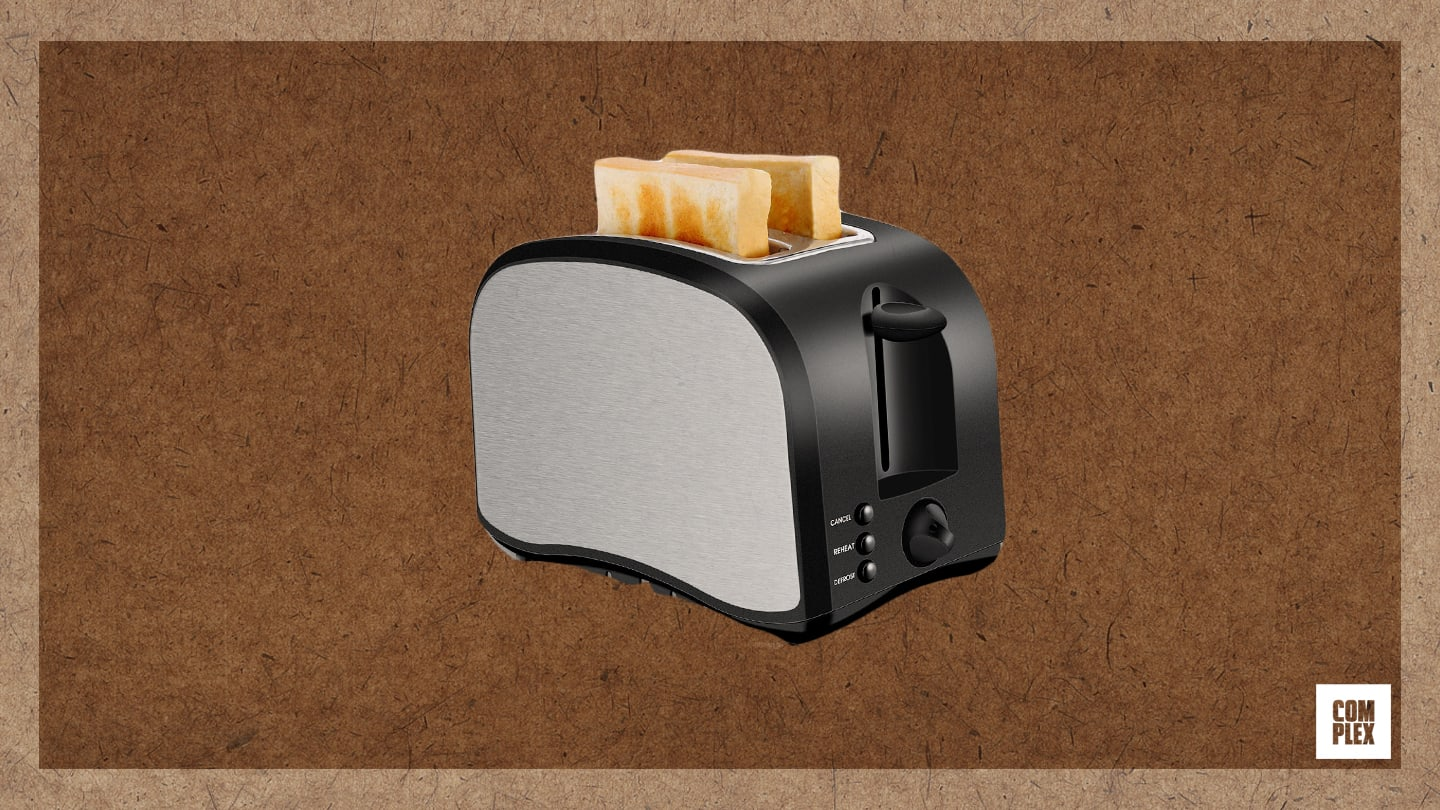 Complex Last 10 Things Eric Whiteback Toaster