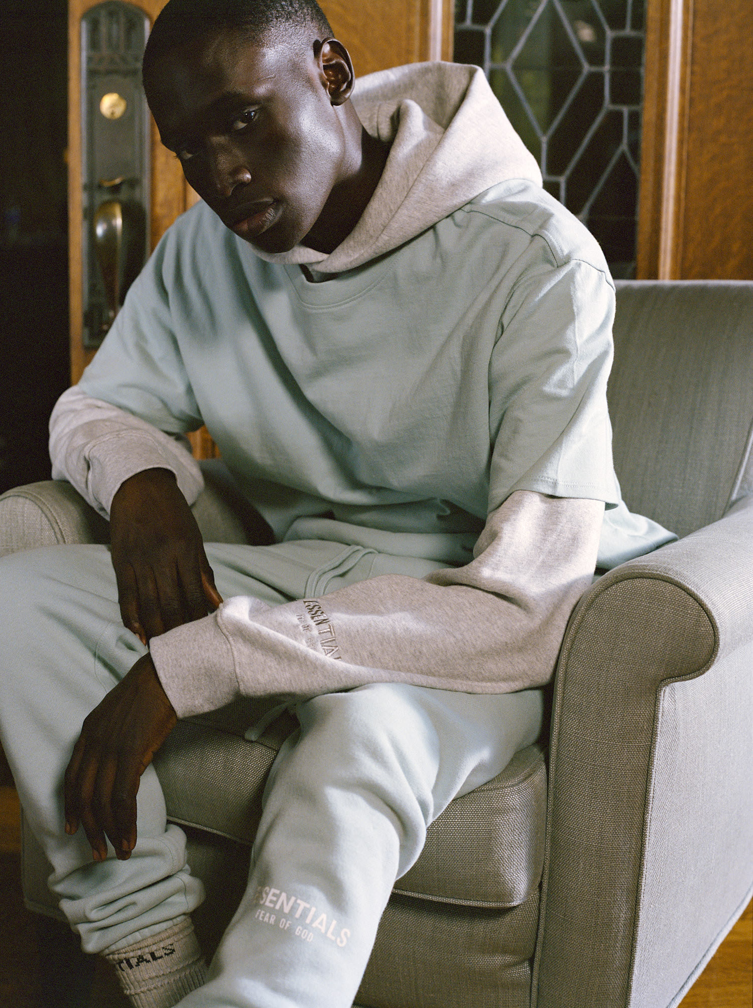 FEAR OF GOD ESSENTIALS HOLIDAY 2019 COLLECTION