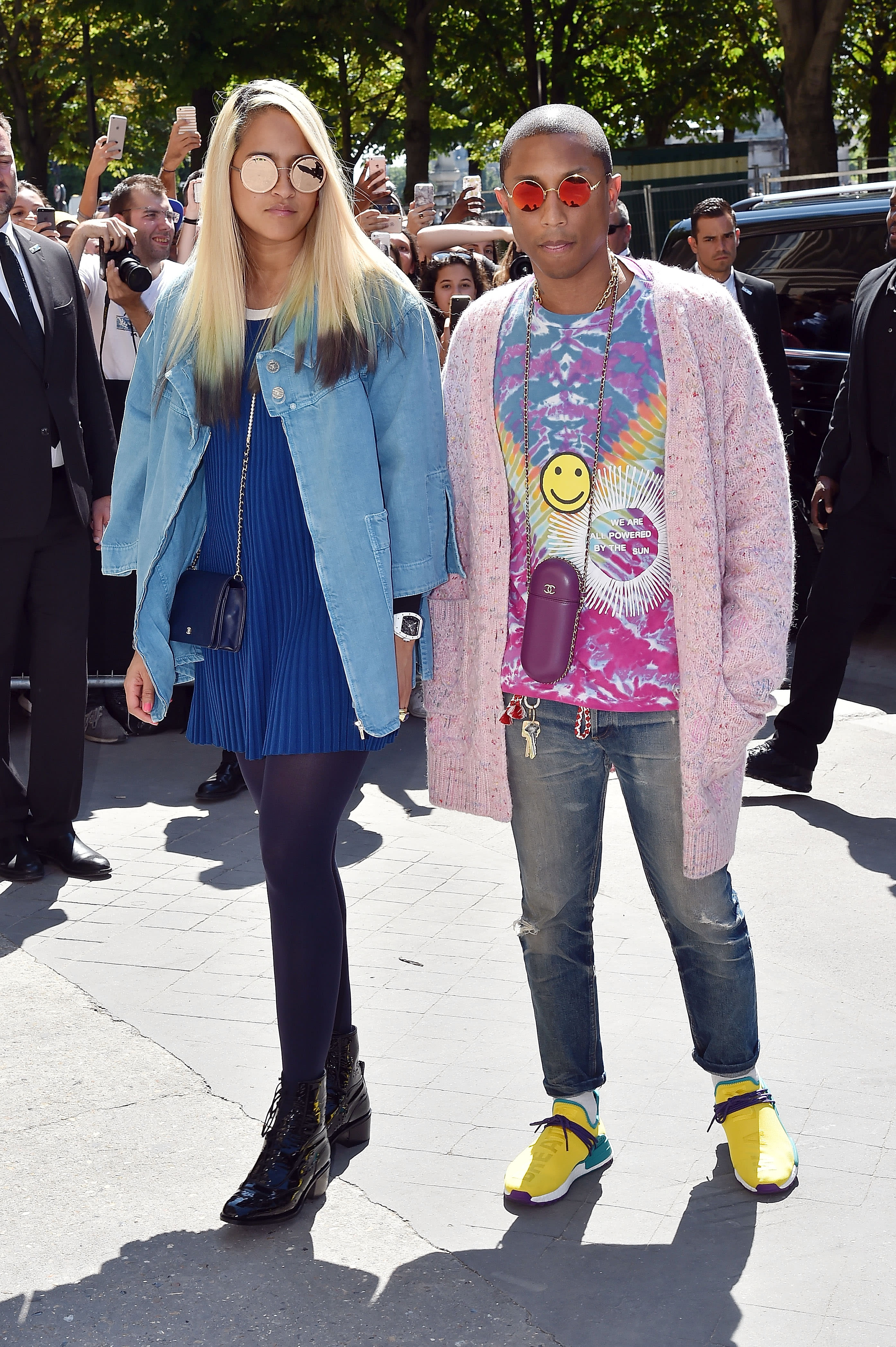 Pharrell Best Outfits 9