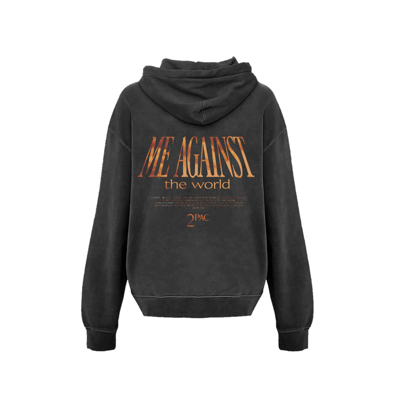 'Me Against the World' merch
