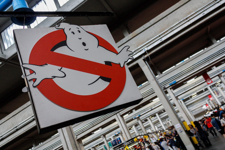 'Ghostbusters' logo