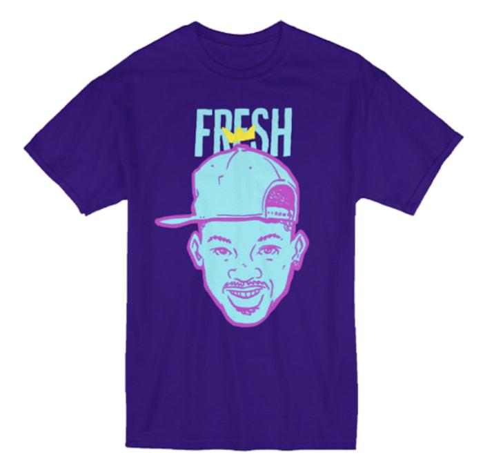 Fresh Prince merch
