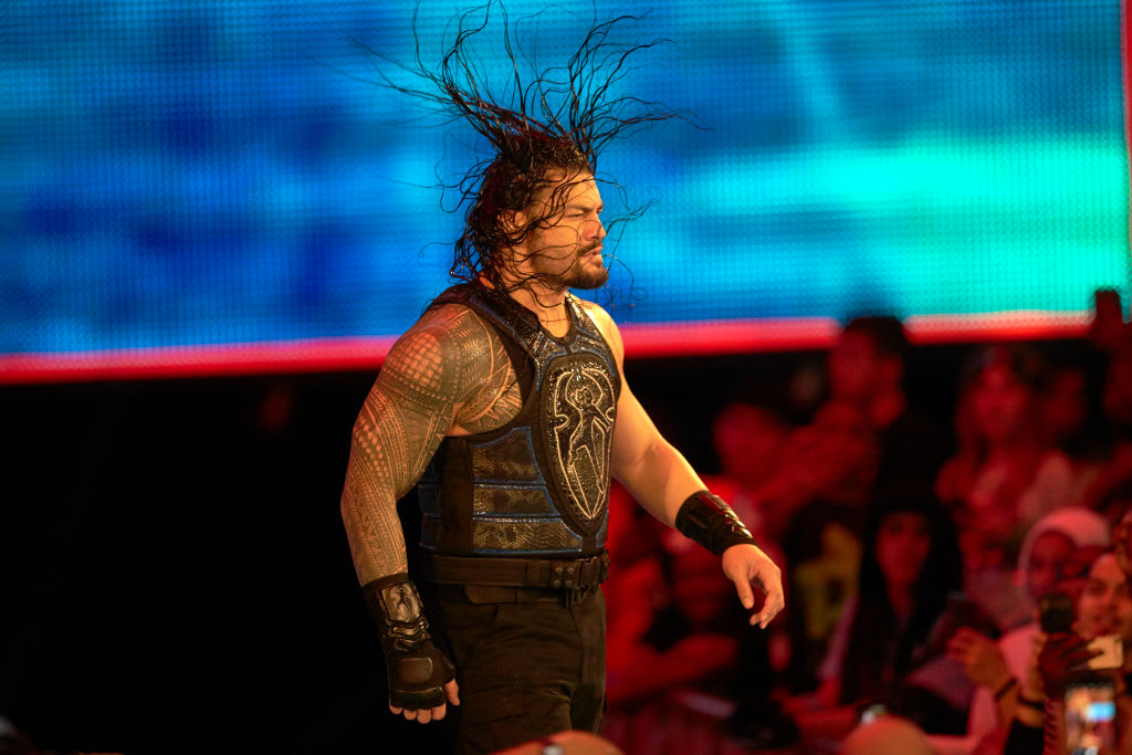 Roman Reigns SummerSlam 2018 Getty