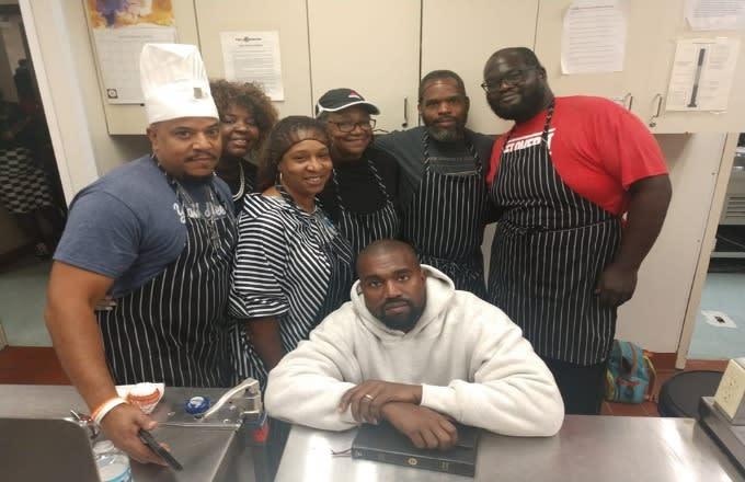 kanye-with-kitchen-staff