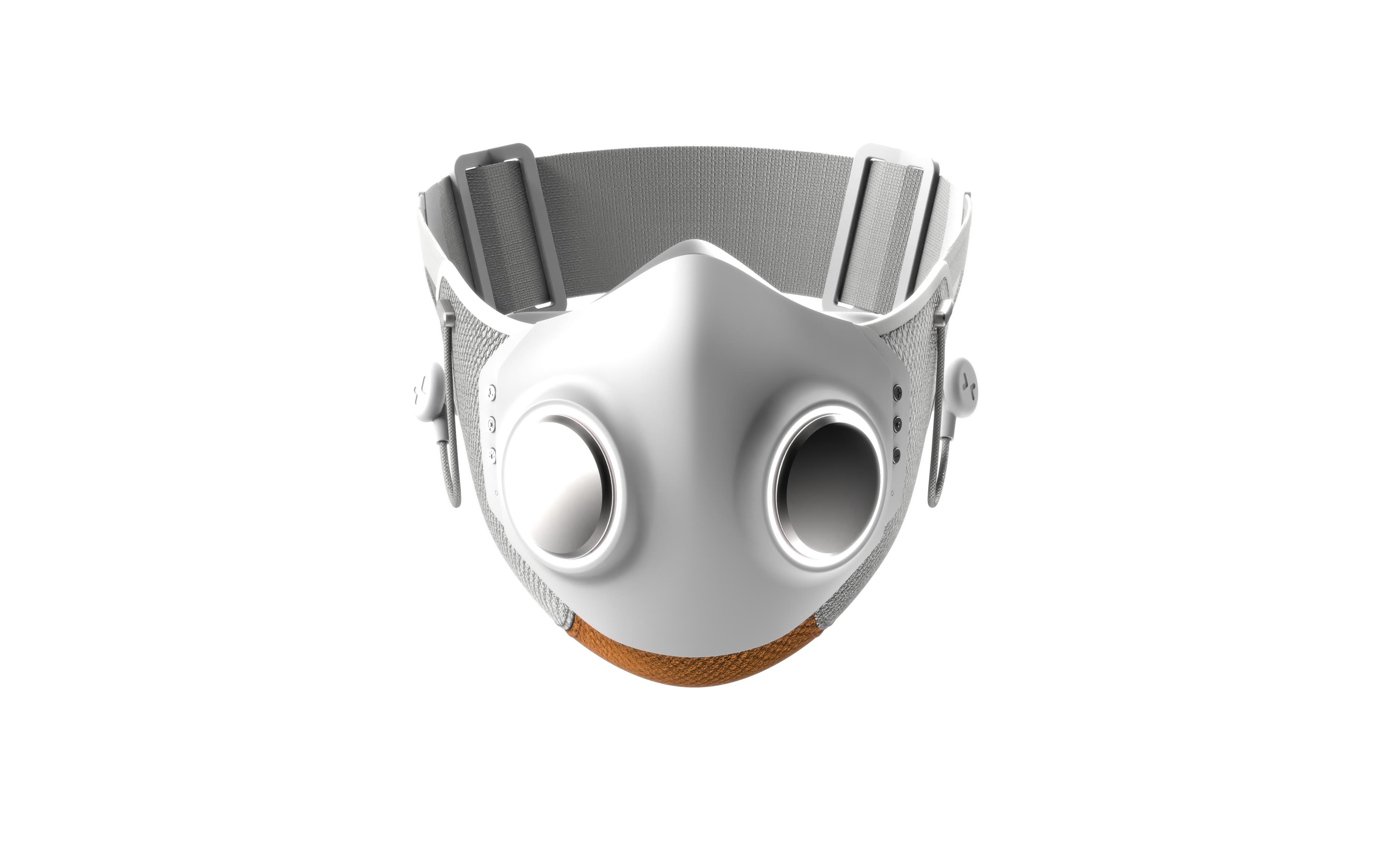 william mask 2