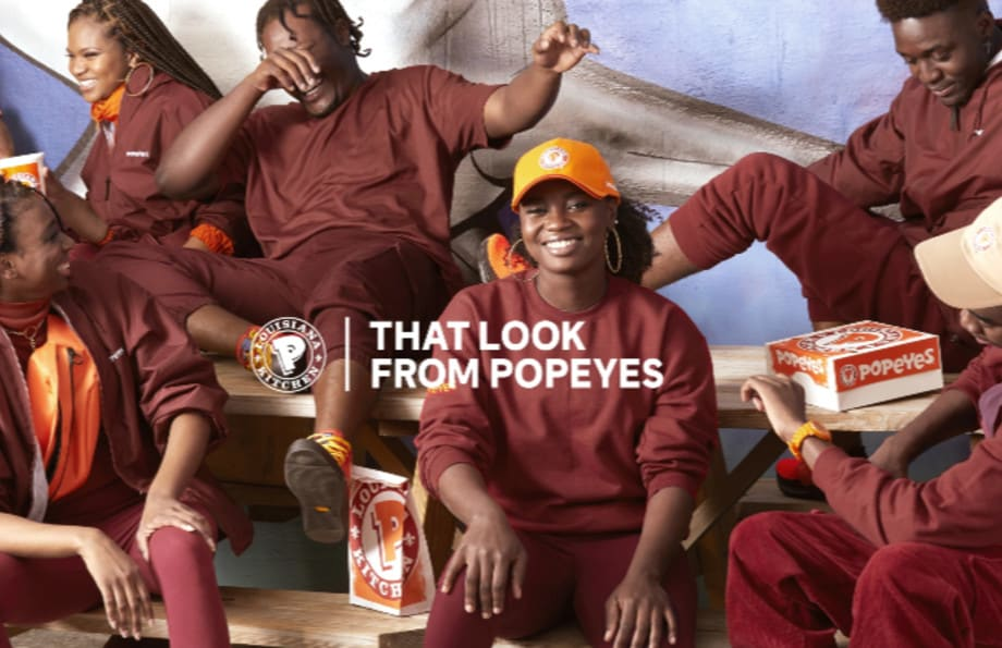 popeyes that look from popeyes