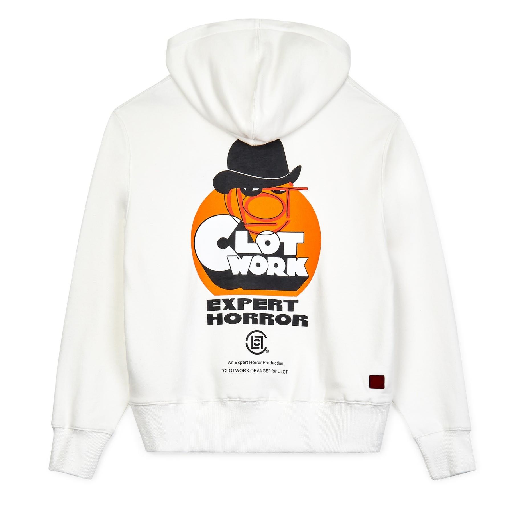 Clot x Expert Horror Hoodie