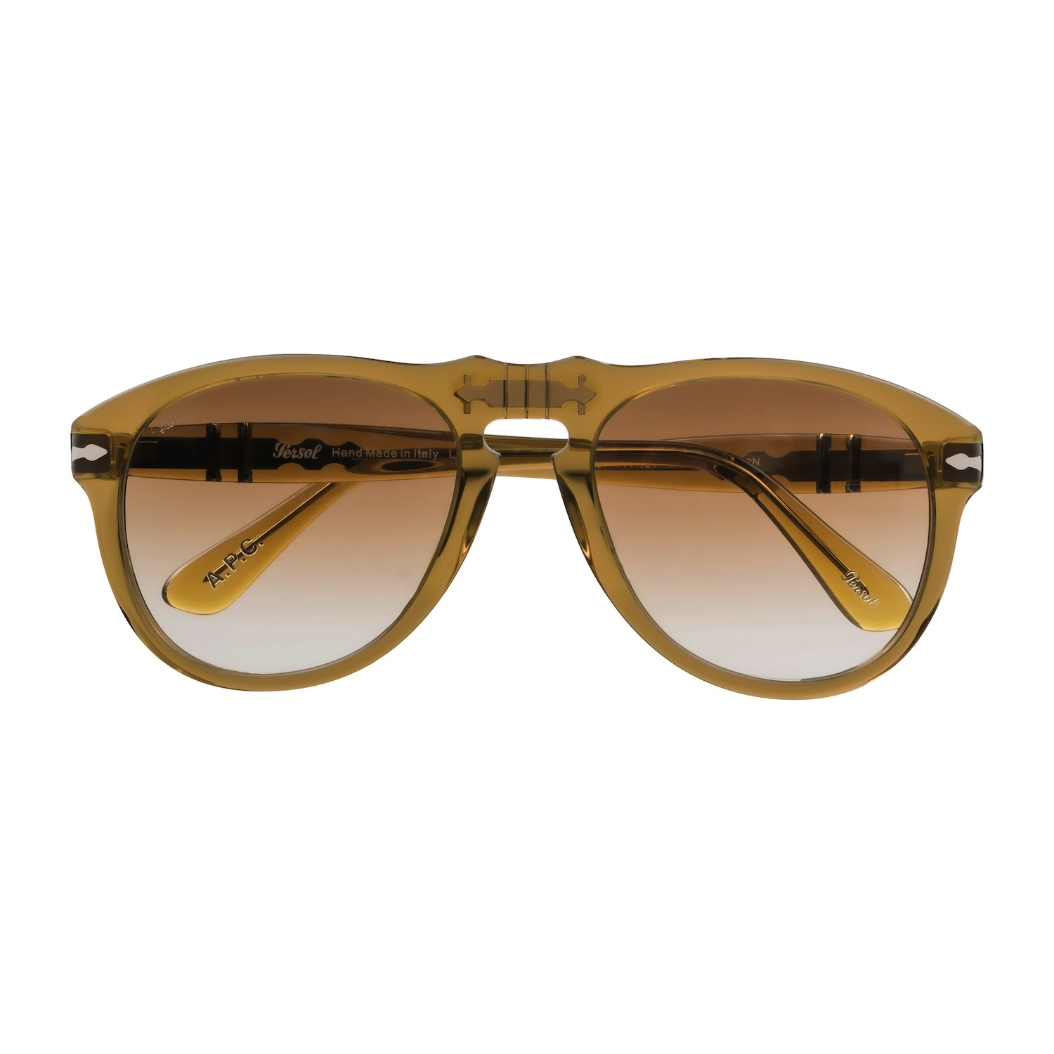Complex Best Style Releases A.P.C. x Persol sunglasses