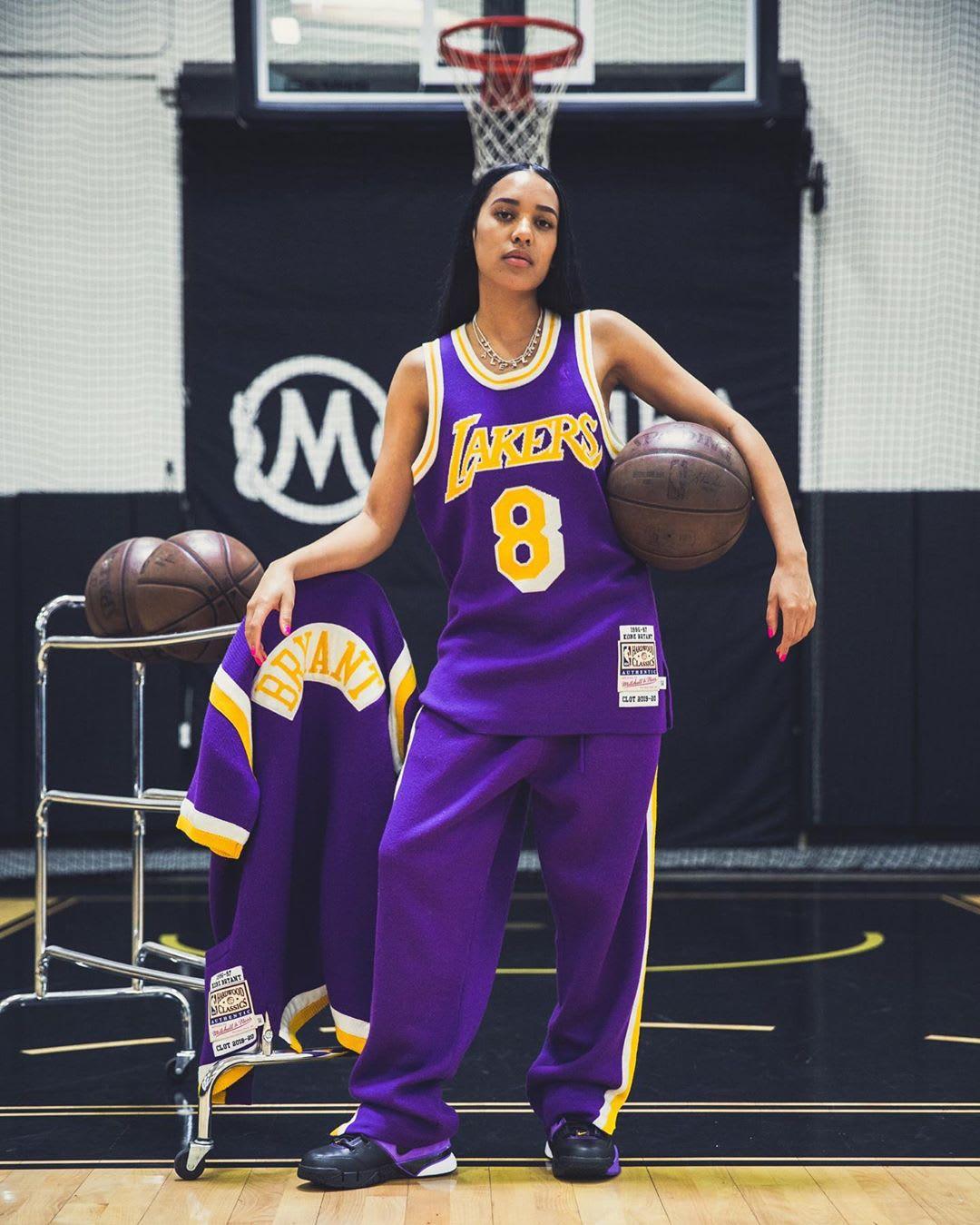Mitchell and Ness x Clot Kobe Bryant