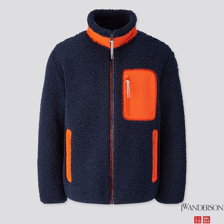 JW Anderson Uniqlo Fleece Jacket