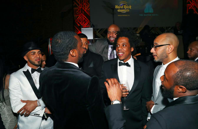 Shawn Carter Foundation Gala