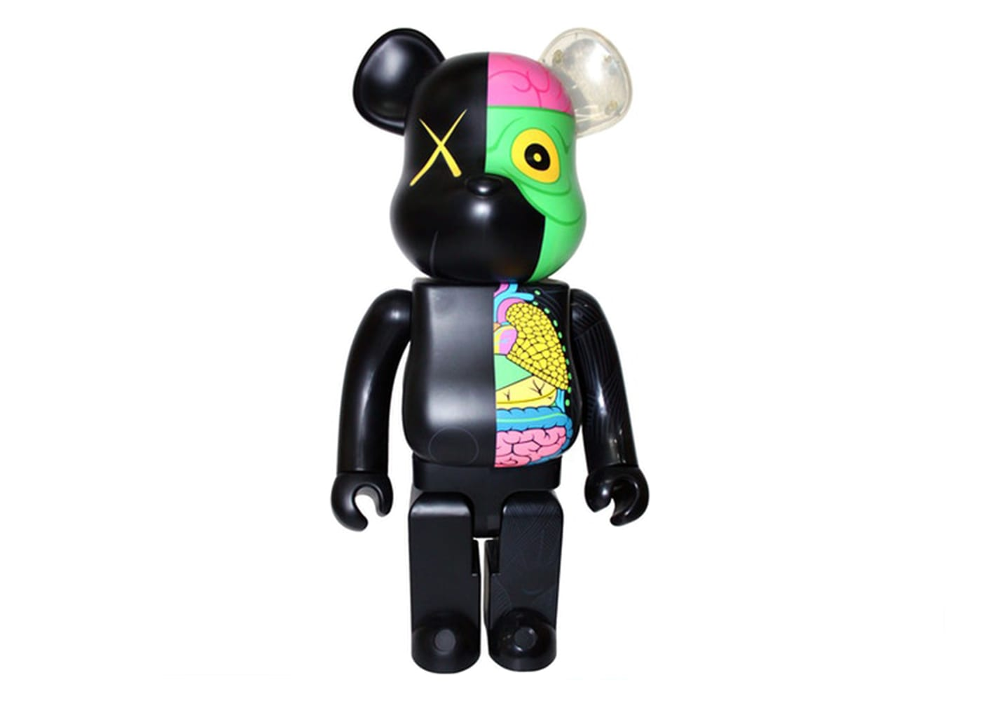 Kaws Dissected Bearbrick