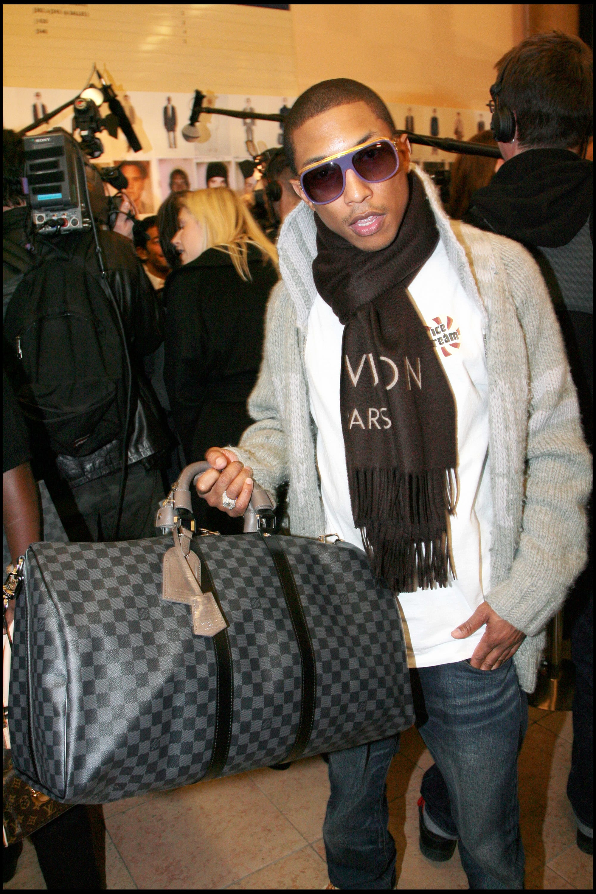 Pharrell Best Outfits 15