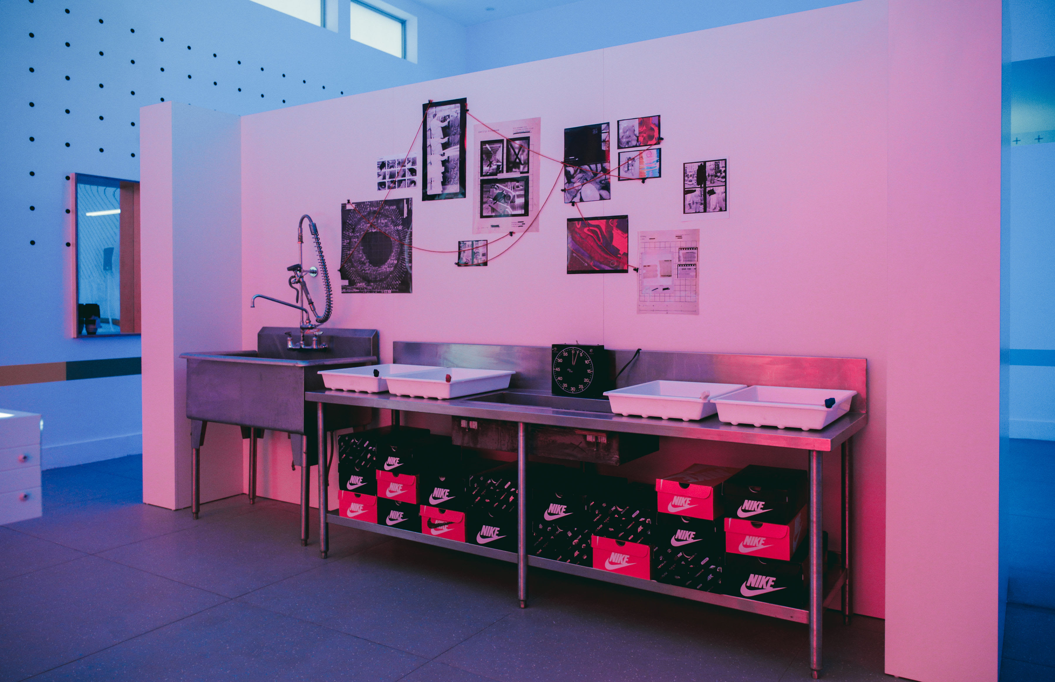 Take a look inside Nike's 'Department of Unimaginable' in