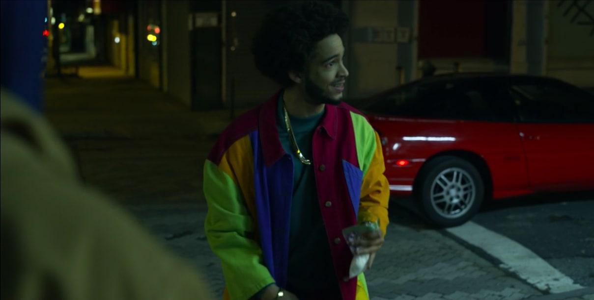 Wu-Tang: An American Saga Cross Colours Jacket