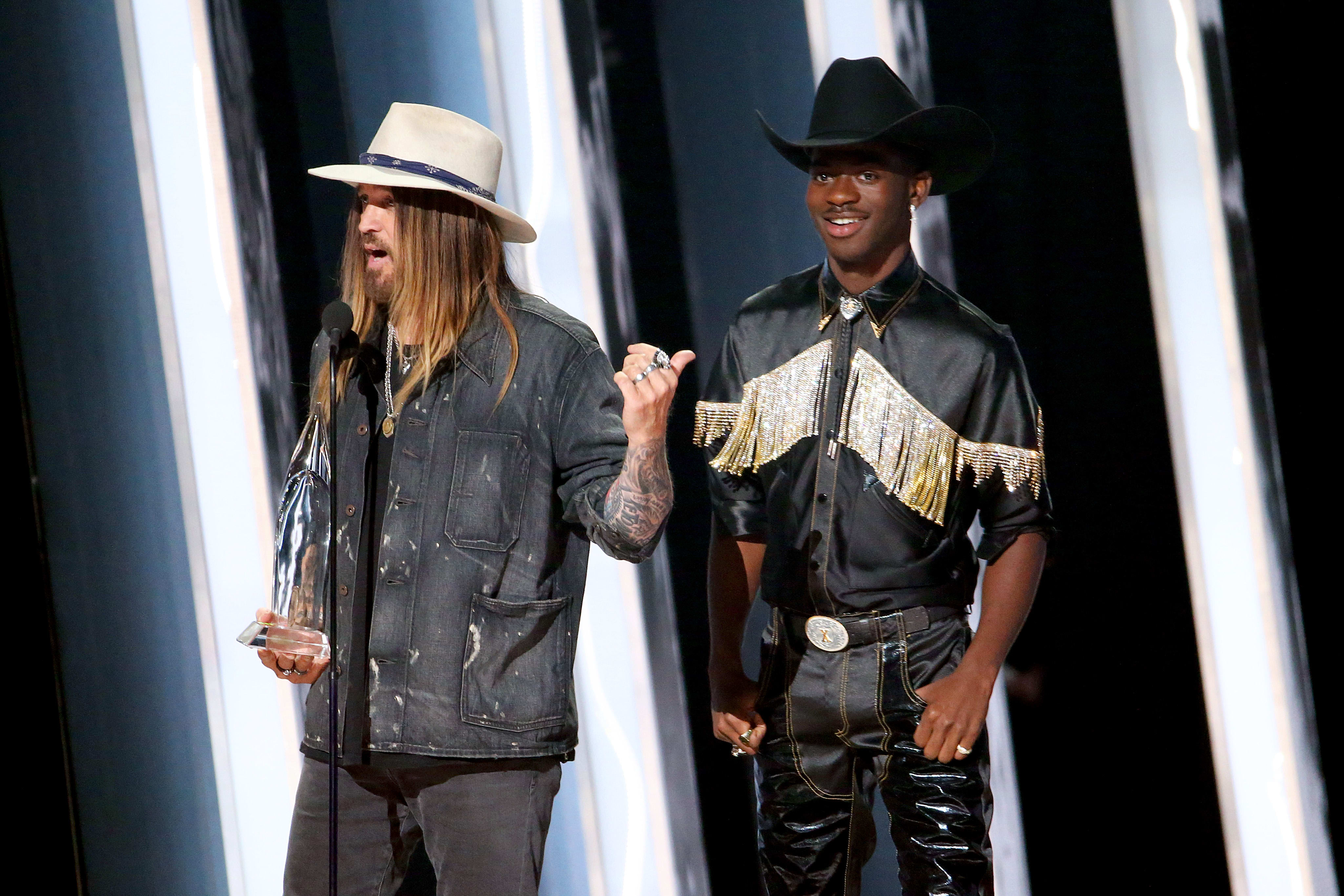 Lil Nas X & Billy Ray Cyrus