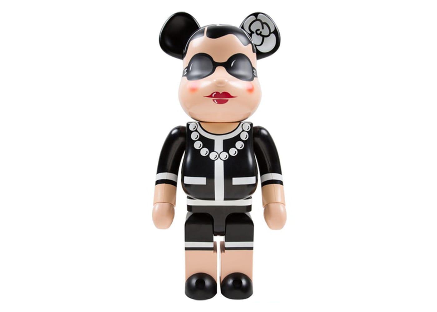 Coco Chanel 1000 Bearbrick