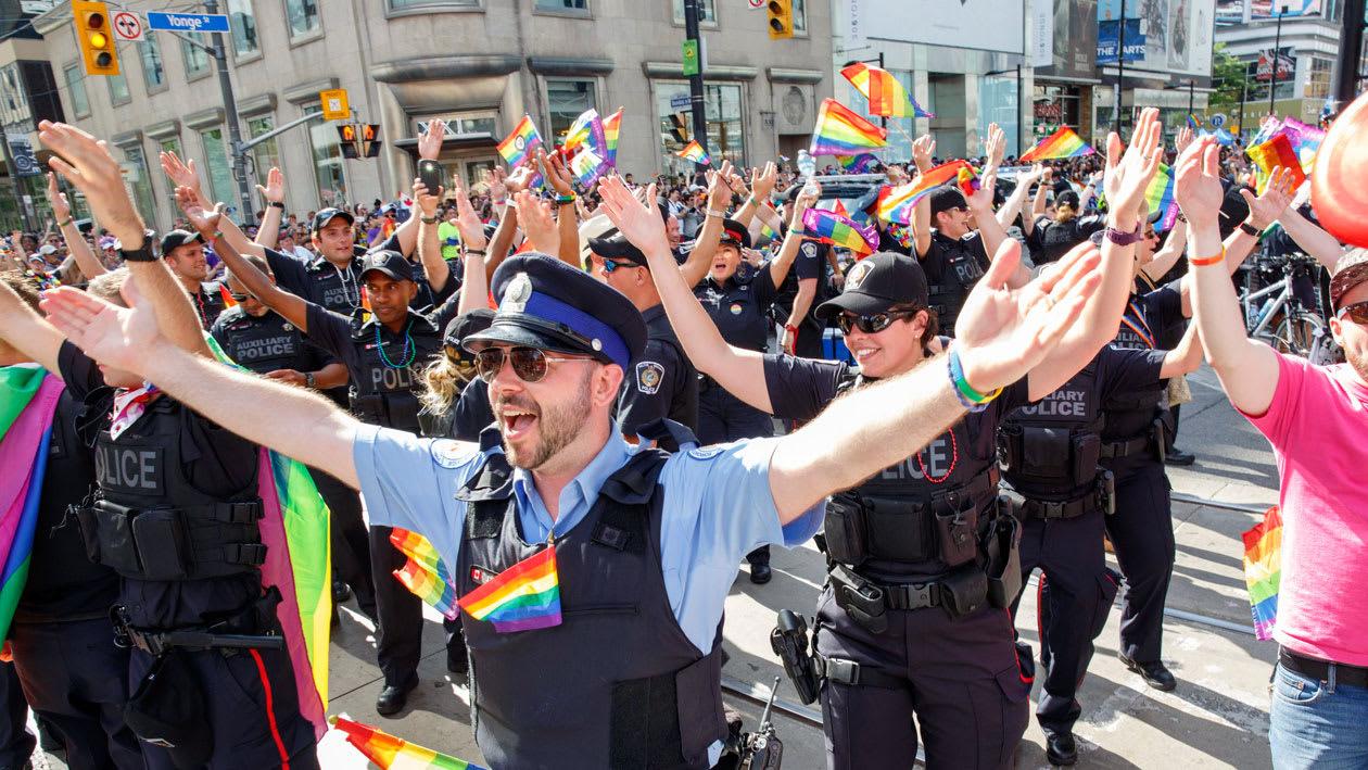 Pride Toronto Members Vote Against Police In Parade... Again