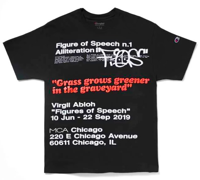 Graveyard Figures of Speech T-Shirt