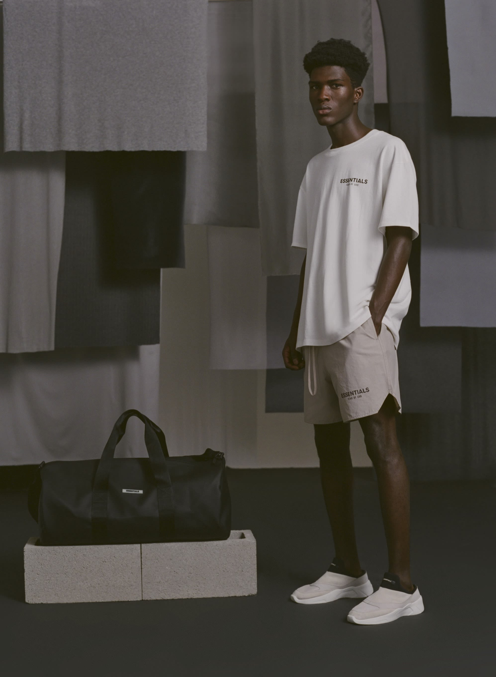 Fear of God Unveils Its Essentials Fall 2019 Campaign | Complex