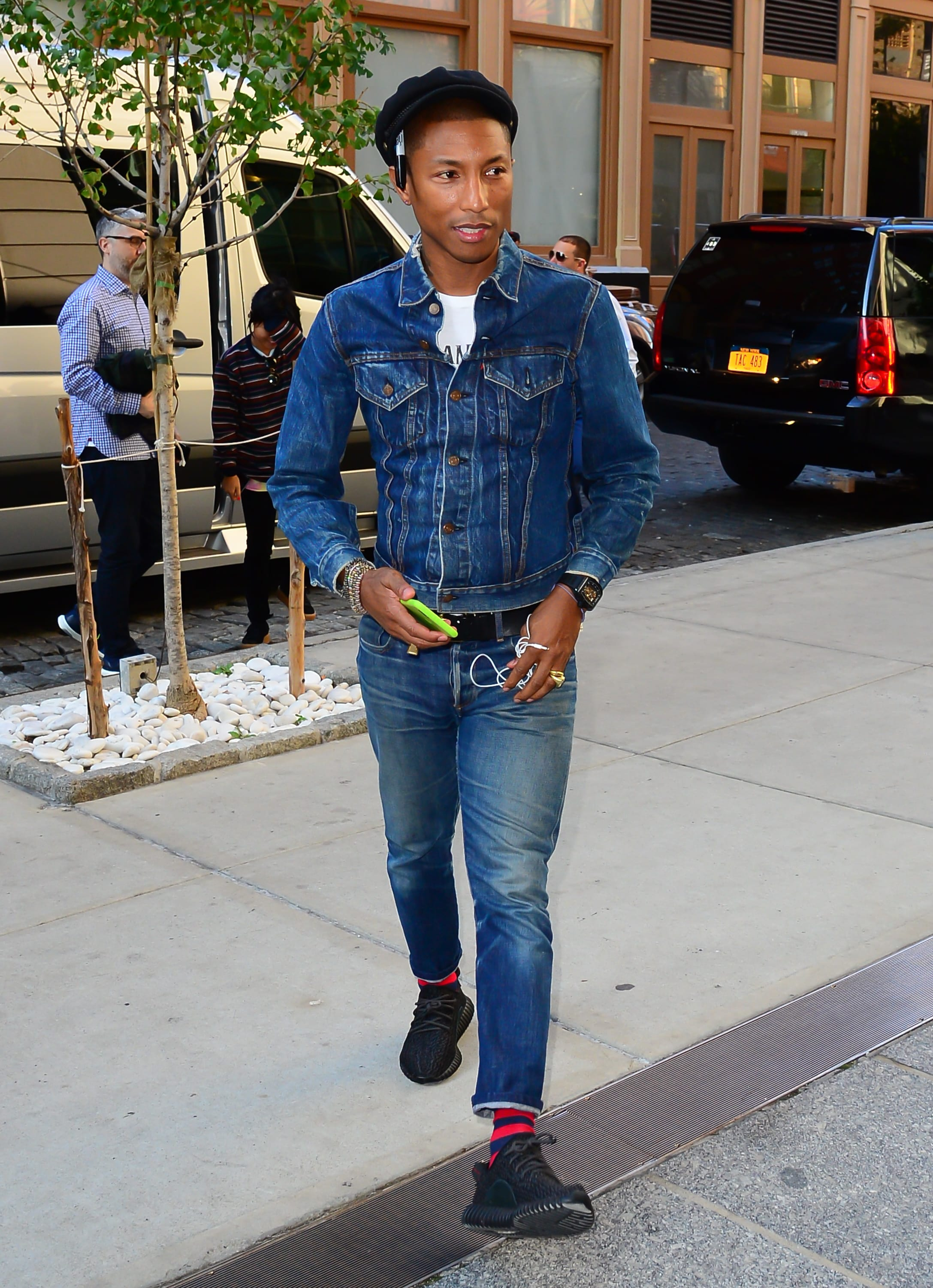 Pharrell Best Outfits 12