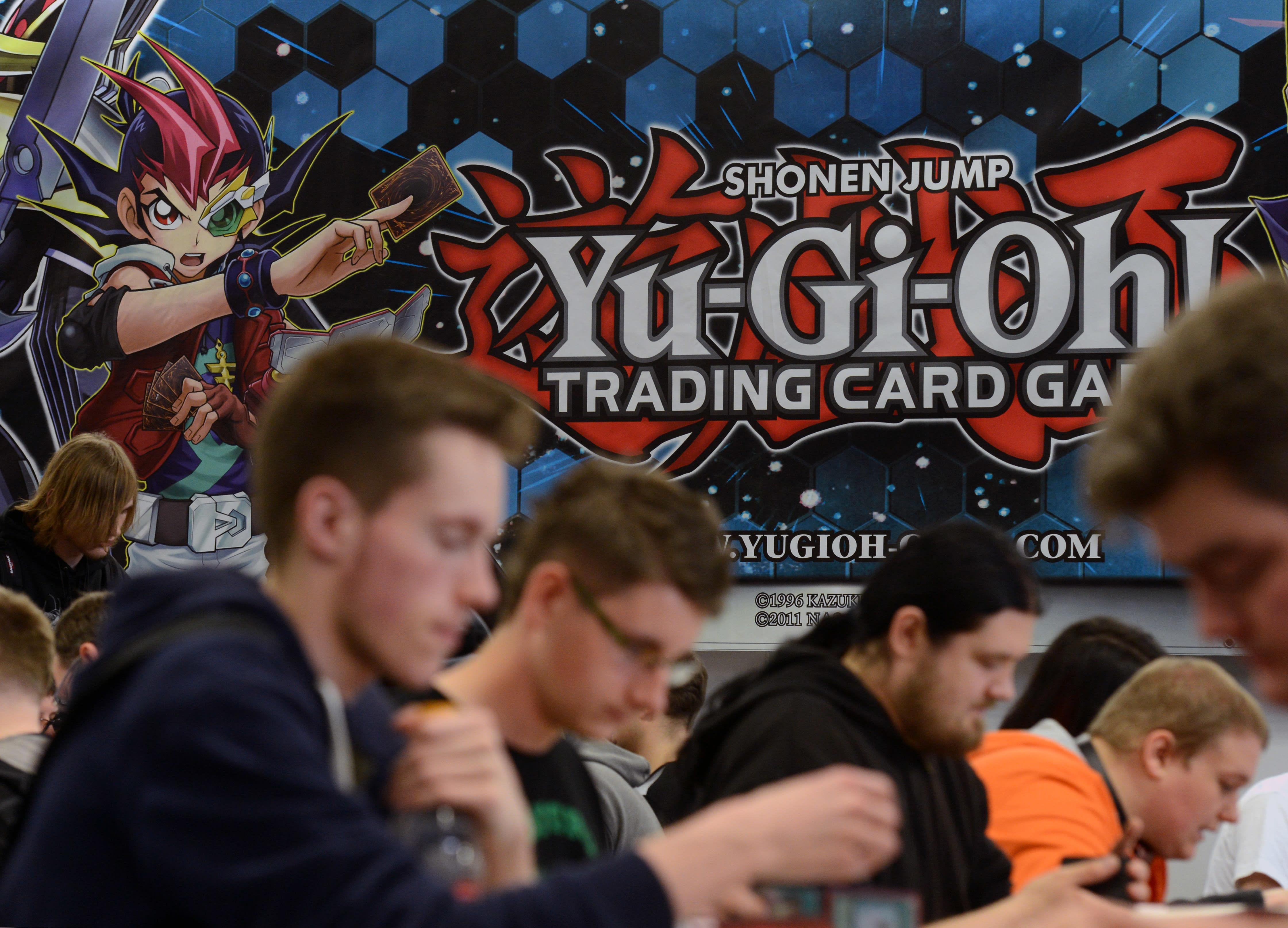 Yu-Gi-Oh event