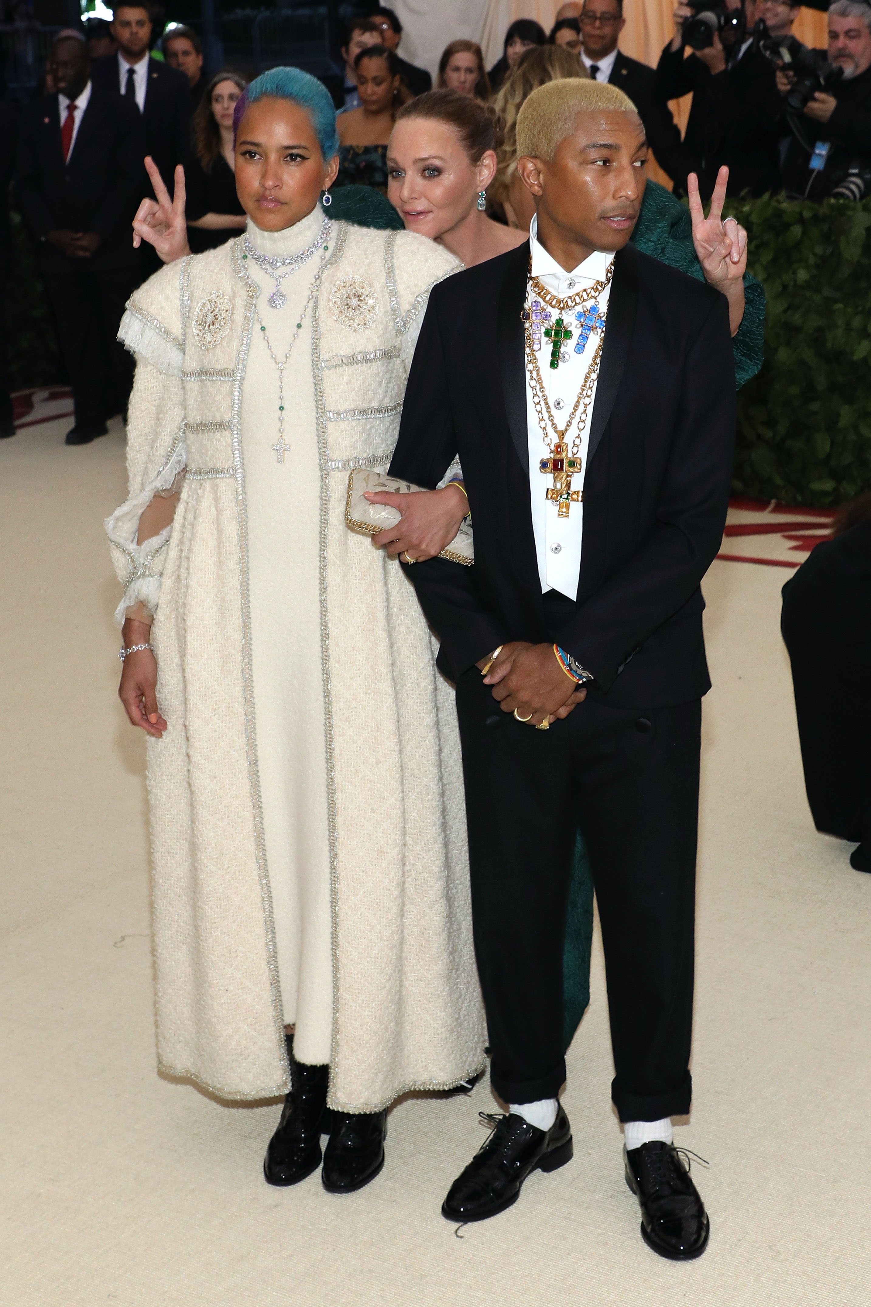 Pharrell Best Outfits 20