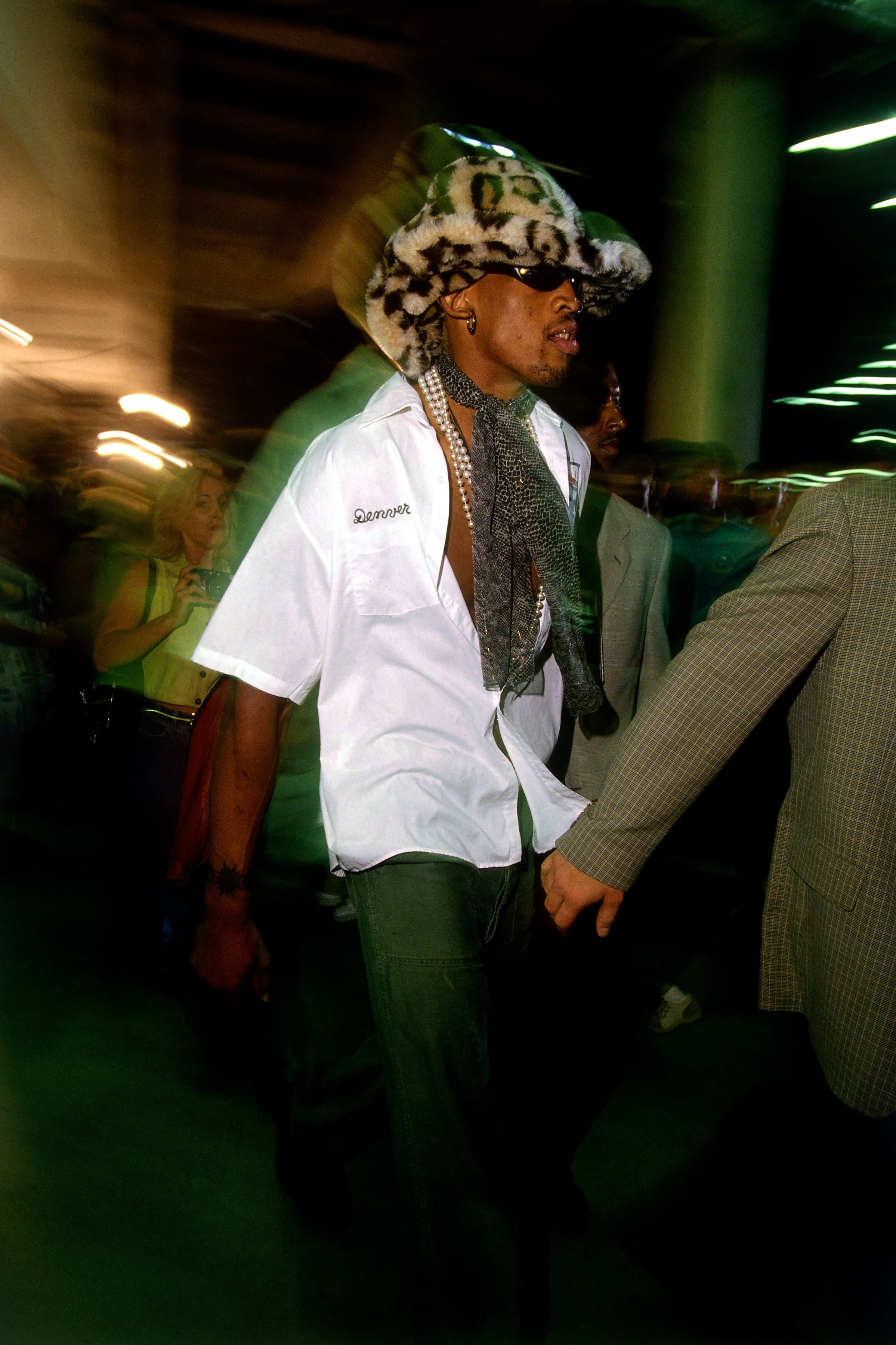 Dennis Rodman The Player S Best Outfits Most Iconic Looks Complex