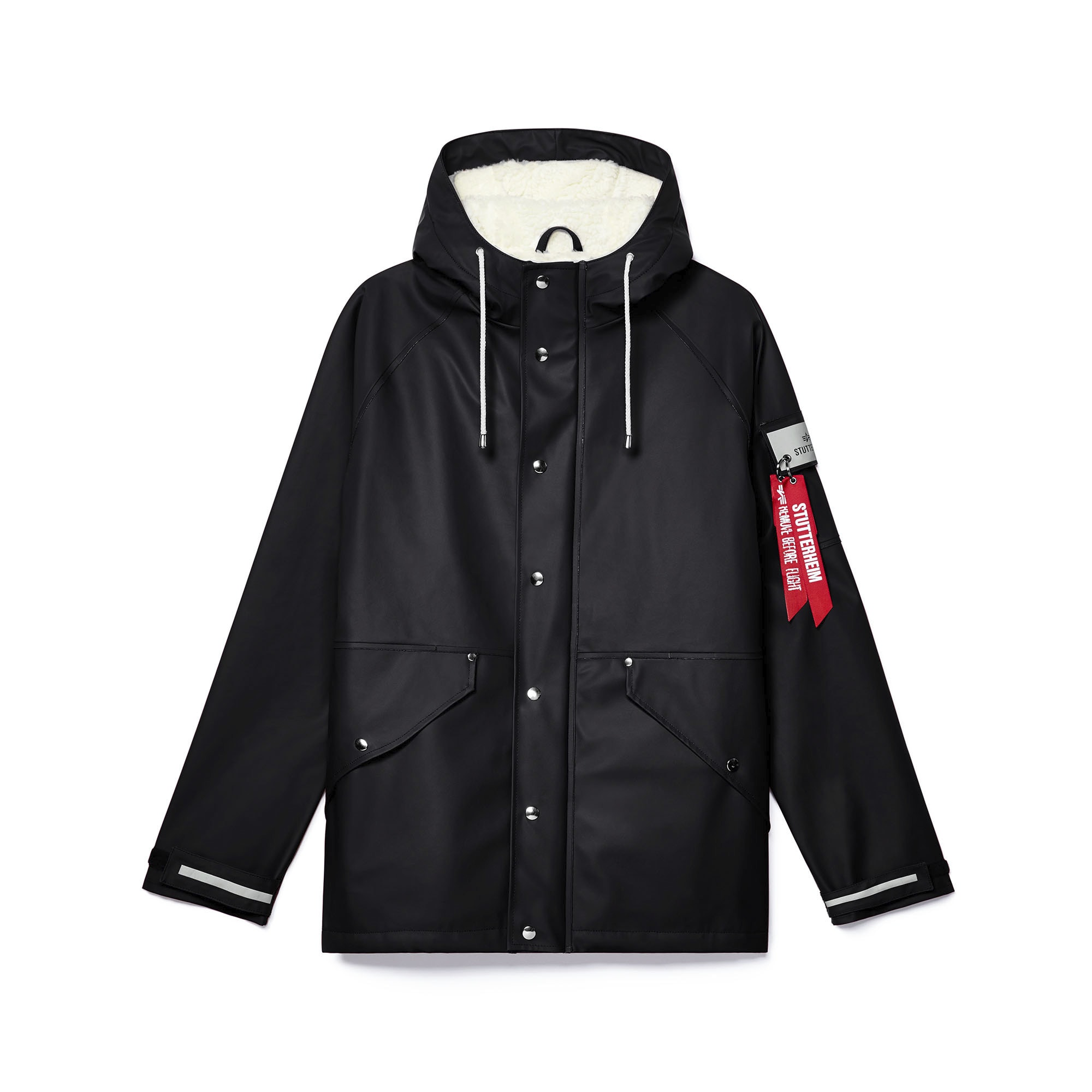 Stutterheim x Alpha Industries Jacket