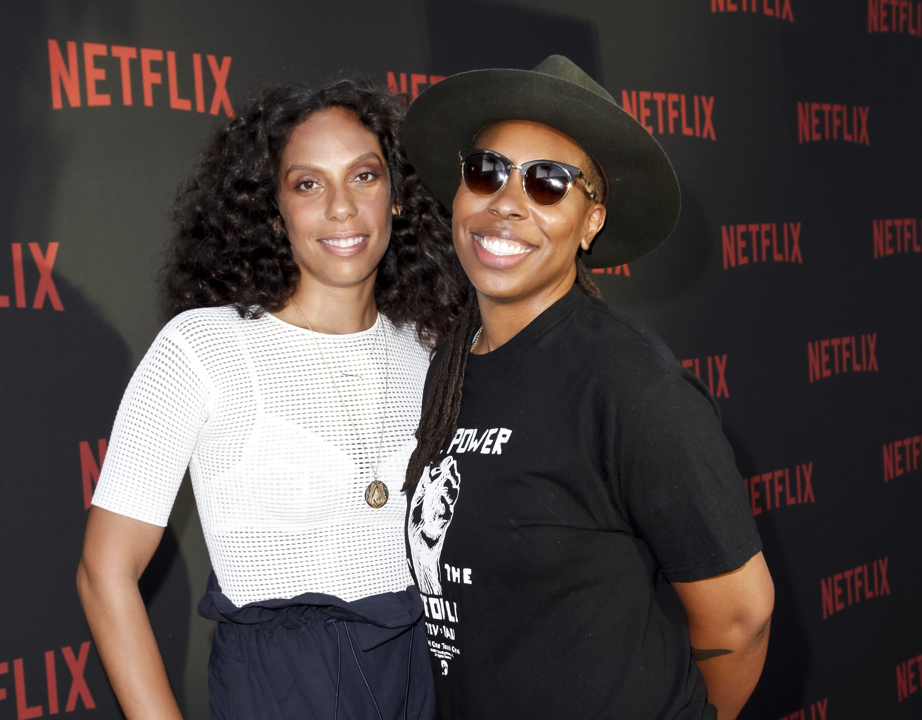 Melina Matsoukas and Lena Waithe attend Netflix's 'Master Of None' FYC event