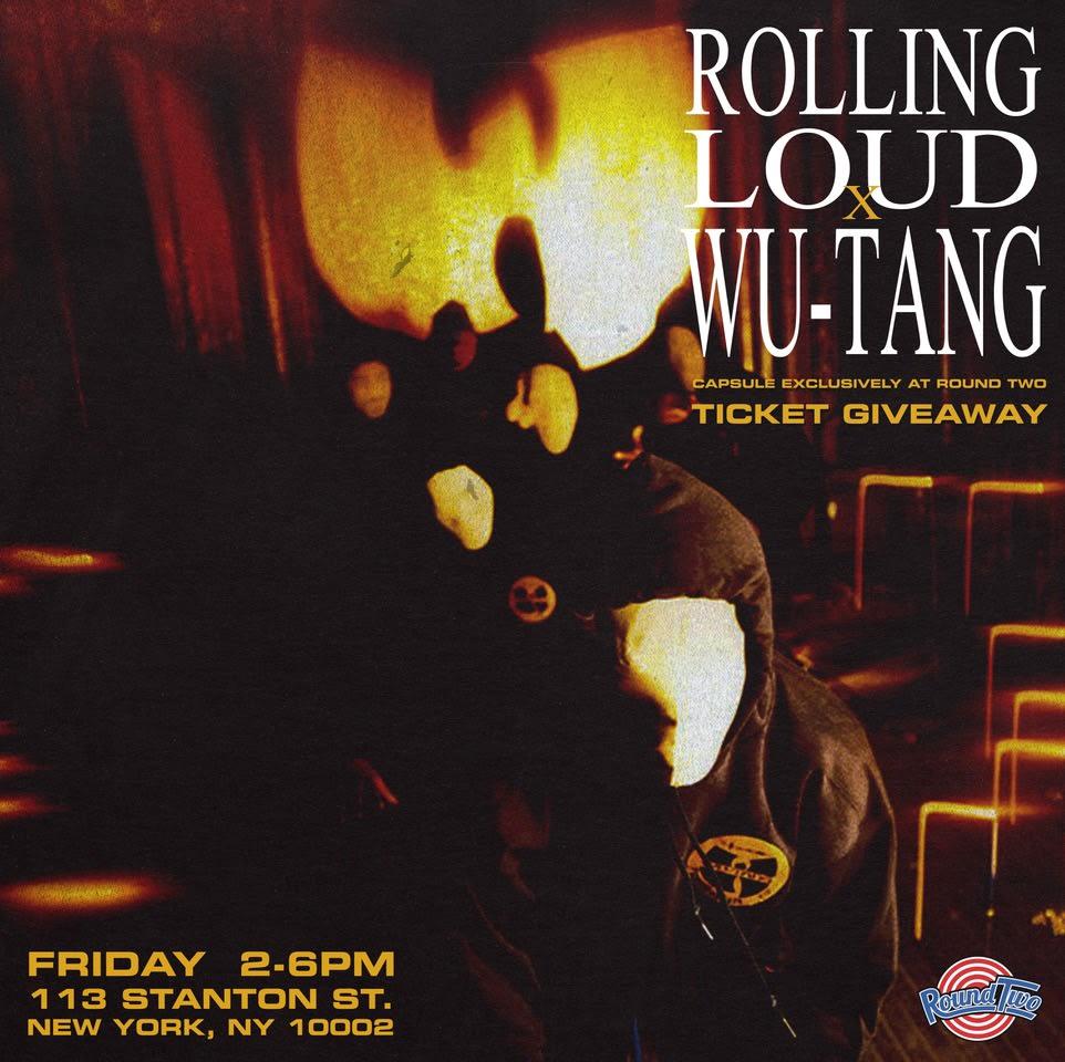 Wu-Tang x Round 2