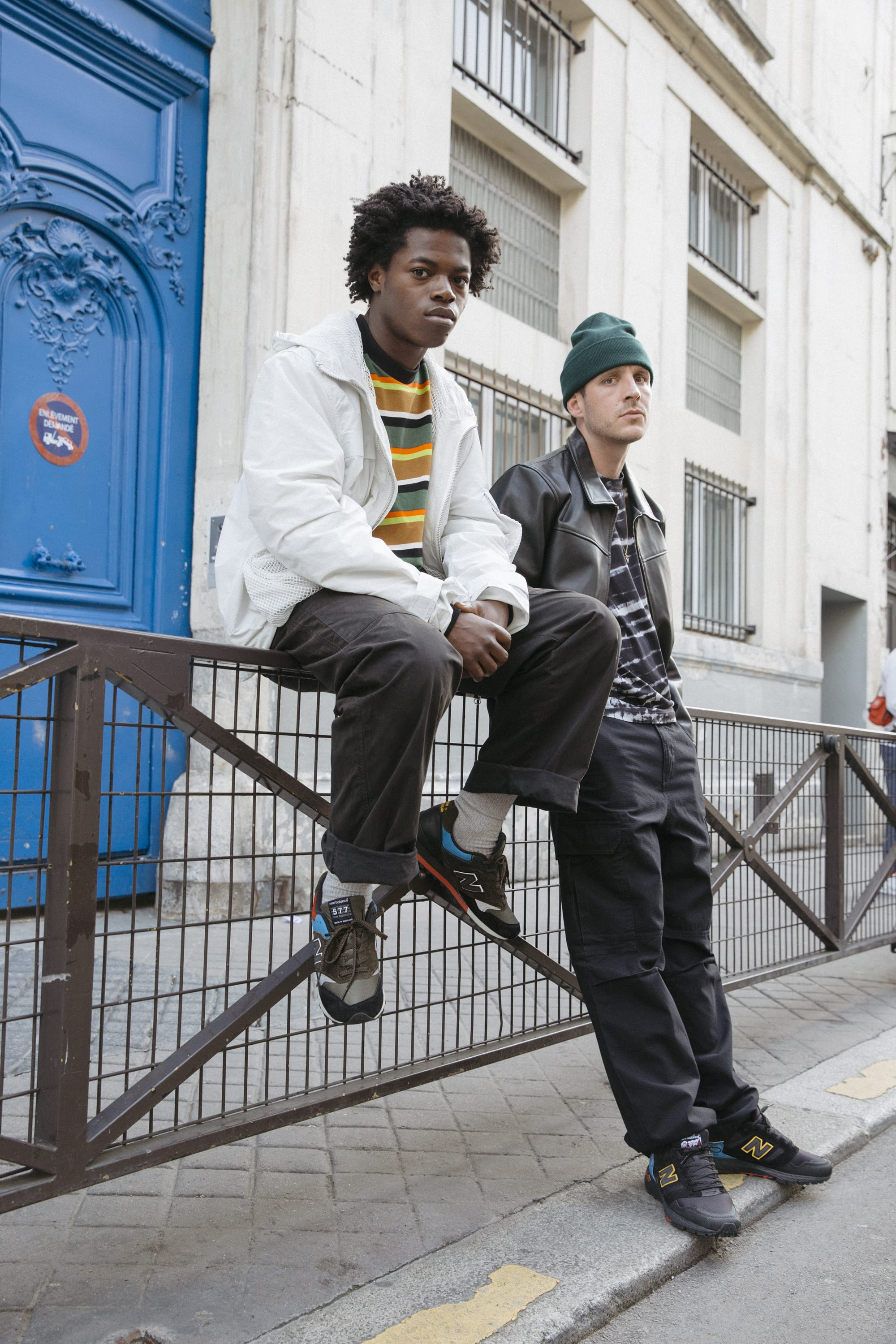 super populaire 3f71f 30966 New Balance Takes Over Paris to Unveil Made in U.K. Season ...