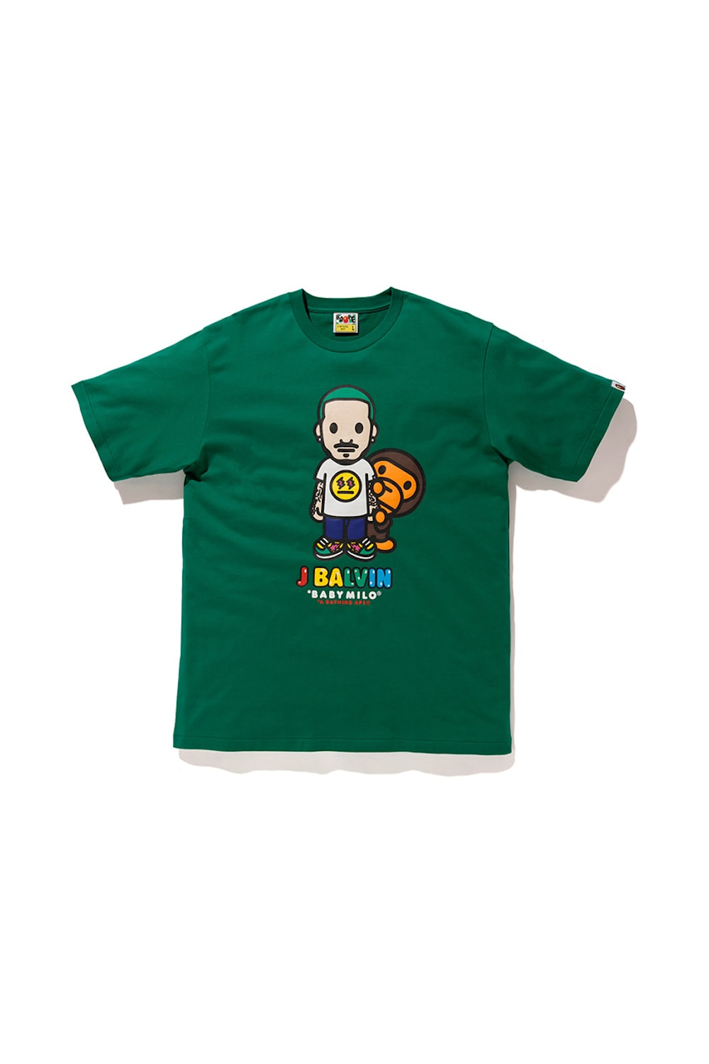 Complex Best Style Releases J. Balvin x A Bathing Ape Collection