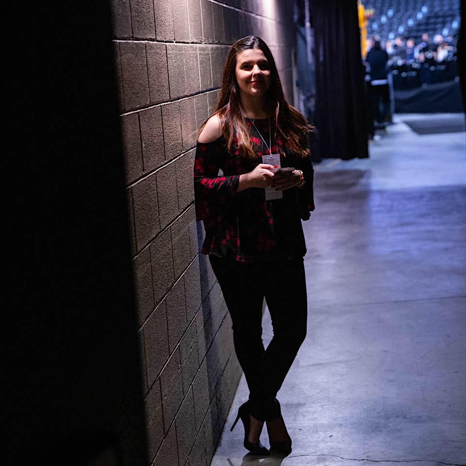 Amara Baptist Blazers Social Media 2019 - Women in NBA Social Media