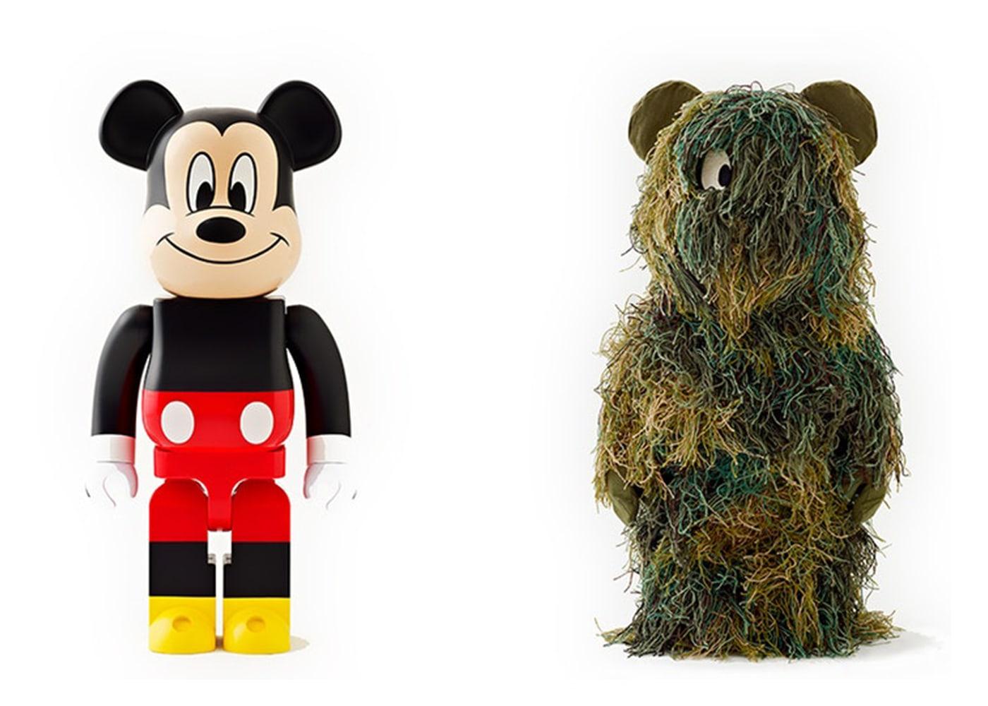 Readymade Mickey Mouse Bearbrick